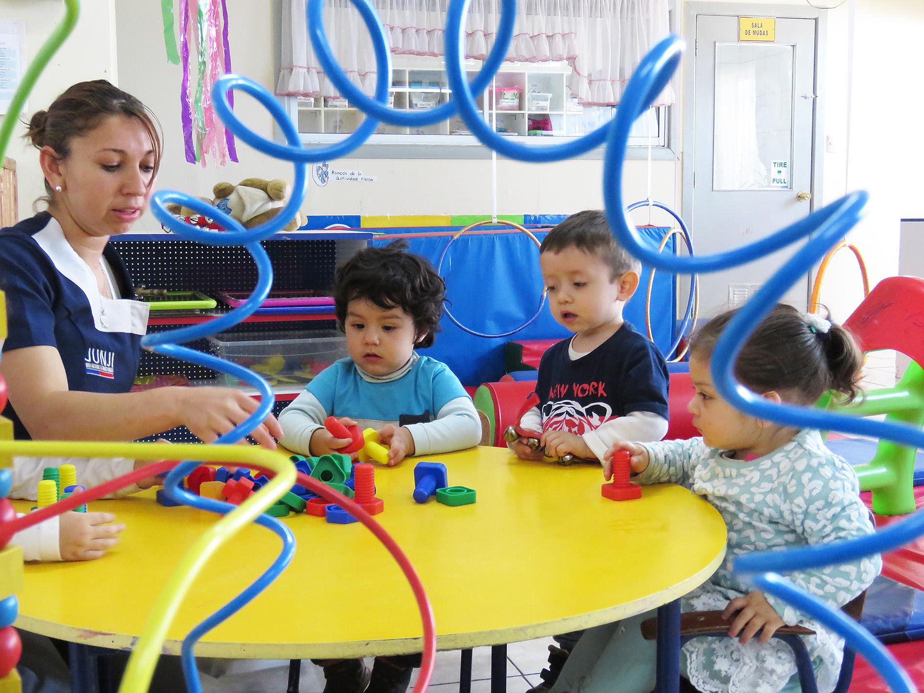 ABIERTAS INSCRIPCIONES Y MATRÍCULAS EN SALAS CUNAS Y JARDINES INFANTILES ADMINISTRADOS POR EL MUNICIPIO